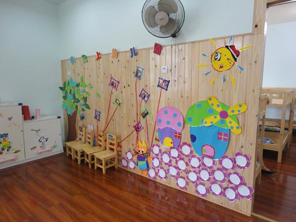 内江市东兴区六一幼稚园 栏目导航 > 各班家园联系栏目,班级环创选